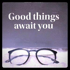 Warby Parker frames